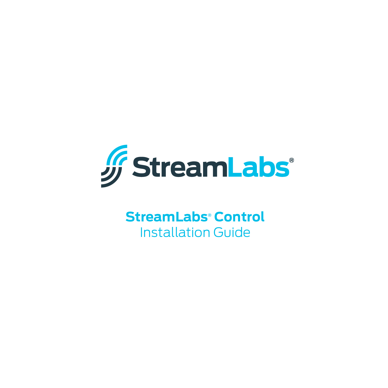 Streamlabs Control Panel